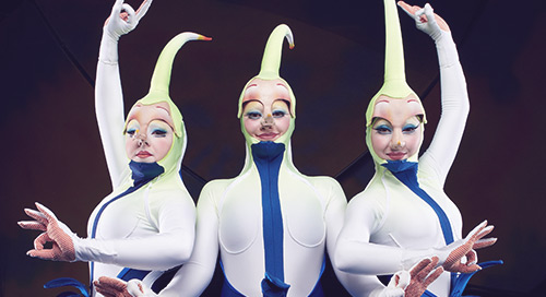 Three reasons to organize your corporate event at Cirque du Soleil