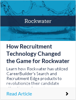How Recruitment Technology Changed the Game for Rockwater