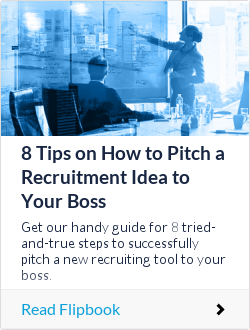 8 Tips on How to Pitch a Recruitment Idea to Your Boss