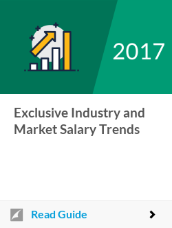 Exclusive Industry and Market Salary Trends