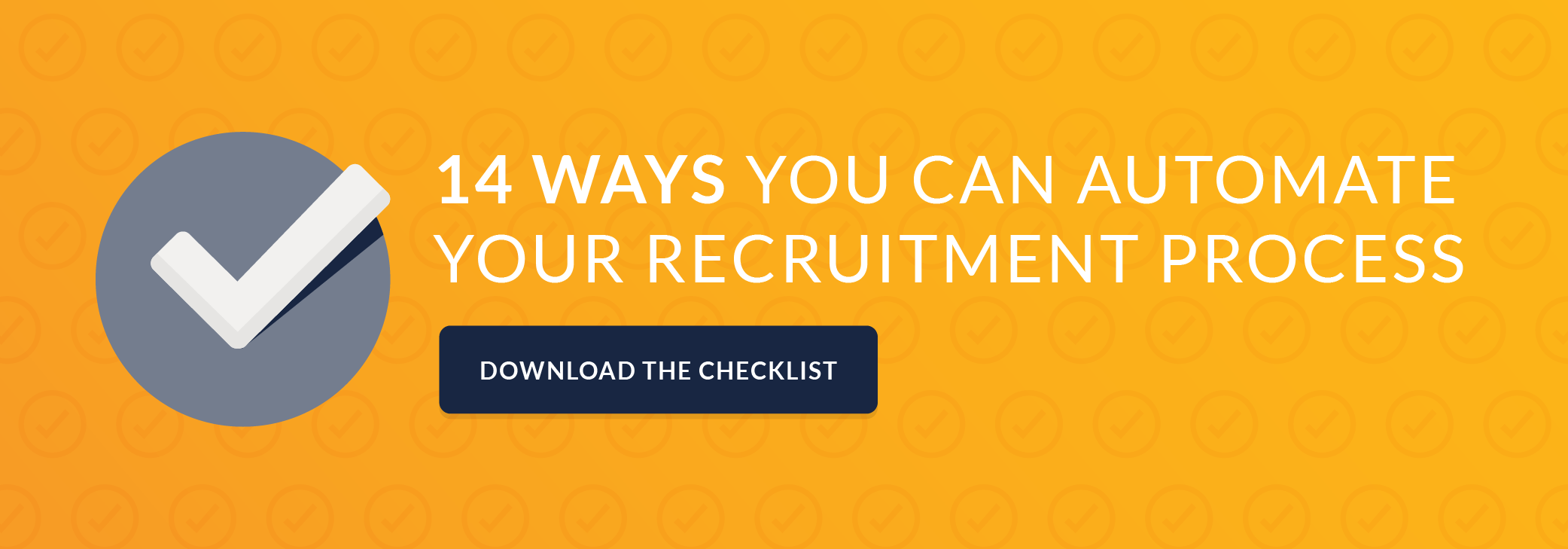Guide: 14 Ways to Automate Your Recruitment Process