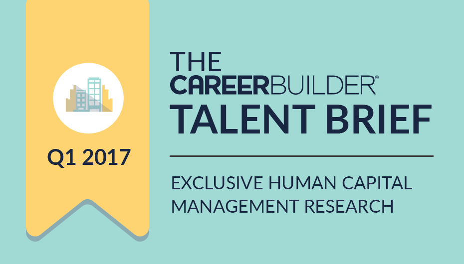 Exclusive Human Capital Research: The CareerBuilder Talent Brief
