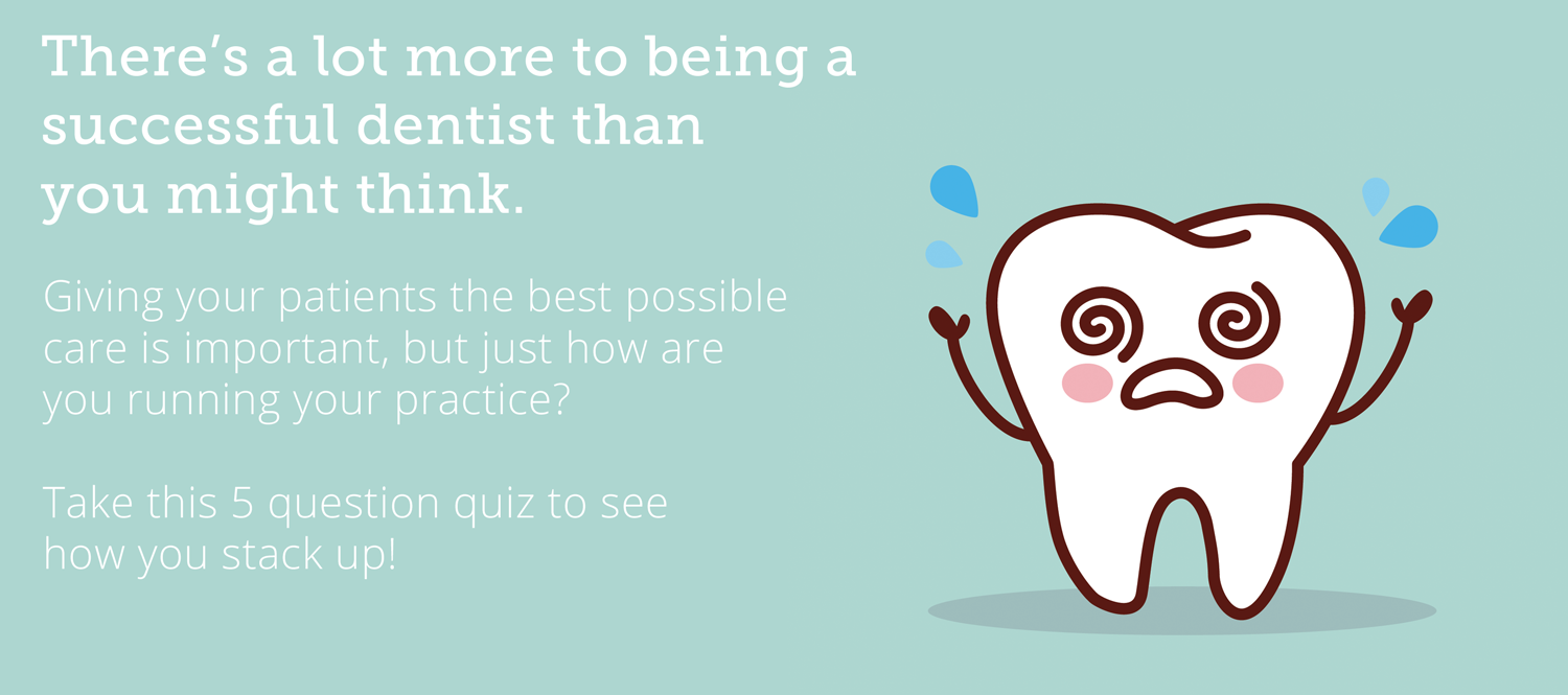 practice management dentist office manager team front desk quiz