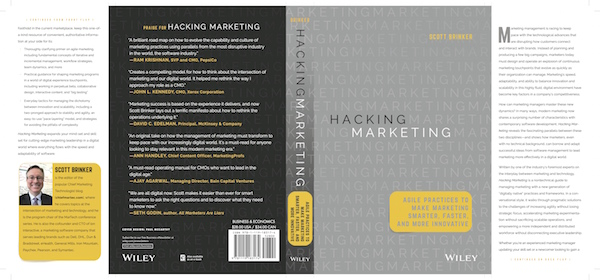 Hacking Marketing book cover