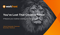5 Reasons Your Creativity is Lacking