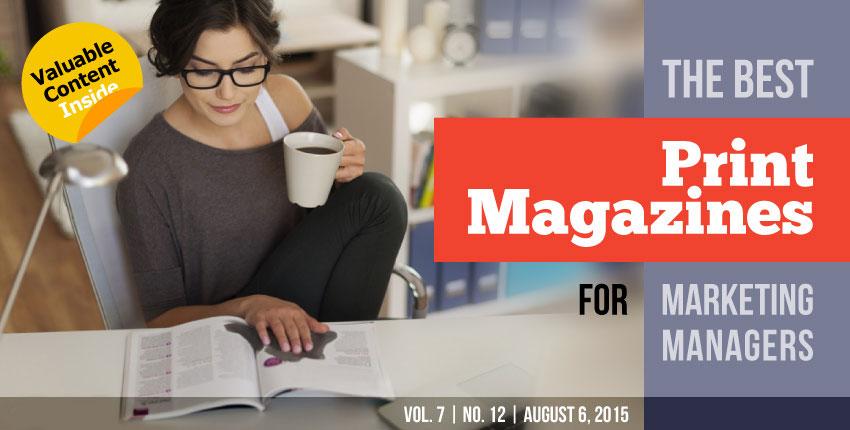 best print magazines