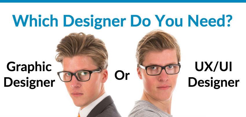 ux designer vs graphic designer