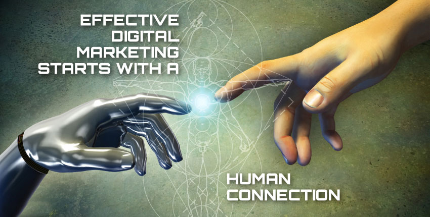 human connection digital marketing