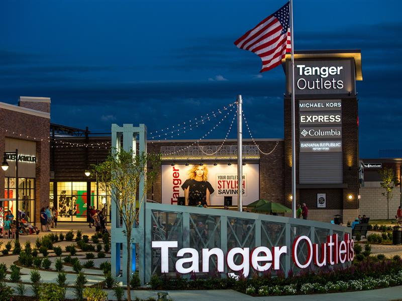 Customer Success Story: Tanger Outlets