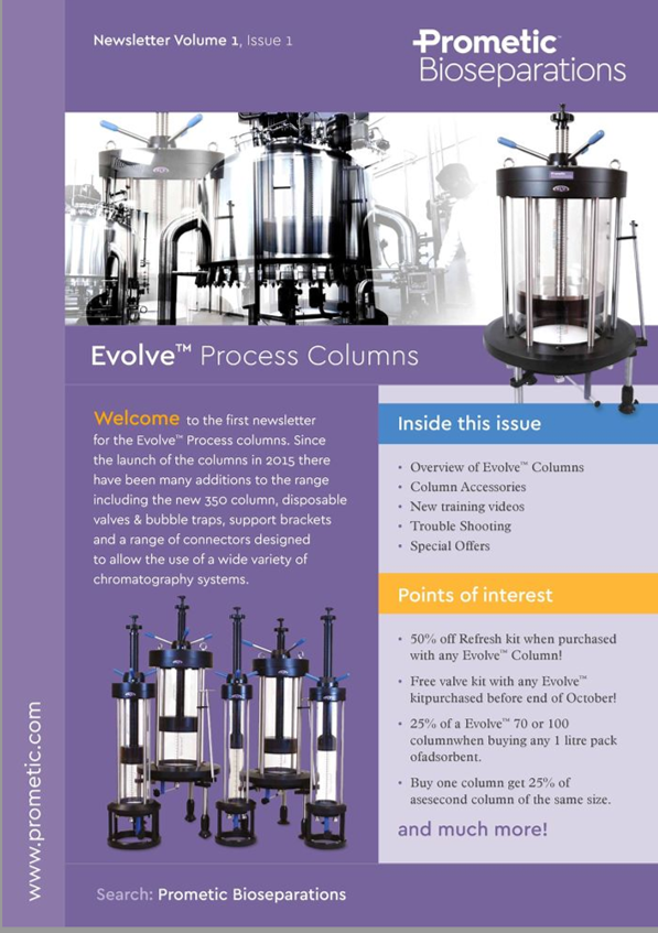 Evolve™ Newsletter Issue 1
