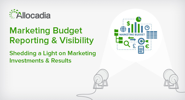 Marketing Budget Reporting & Visibility