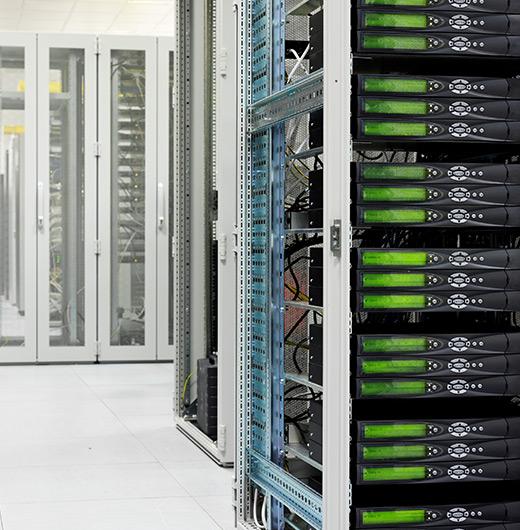 Delivering a Greener Data Center