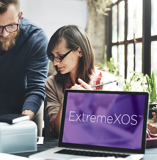 Innovation with ExtremeXOS