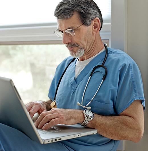 Bring Your Own Device Initiative Enables Clinical Transformation