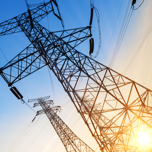 Electricity generation through power lines