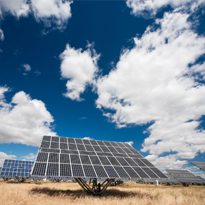 Solar power is shaping energy production in the developing world
