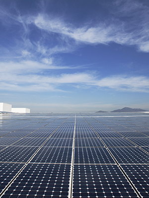 PPAs are a common method of funding solar projects