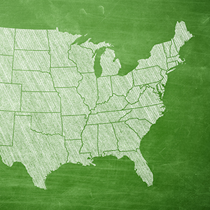 States supporting corporate renewable energy could attract businesses looking to go green