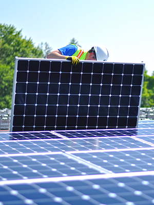 """Trying to answer """"How big are solar panels?"""""""