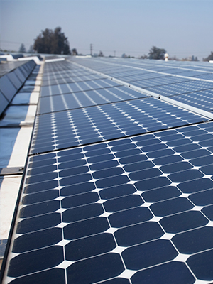 Solar panel efficiency is important when selecting panels