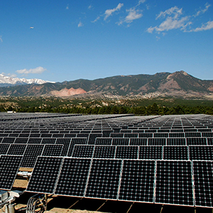 The security of the U.S. can improve with solar-powered microgrids
