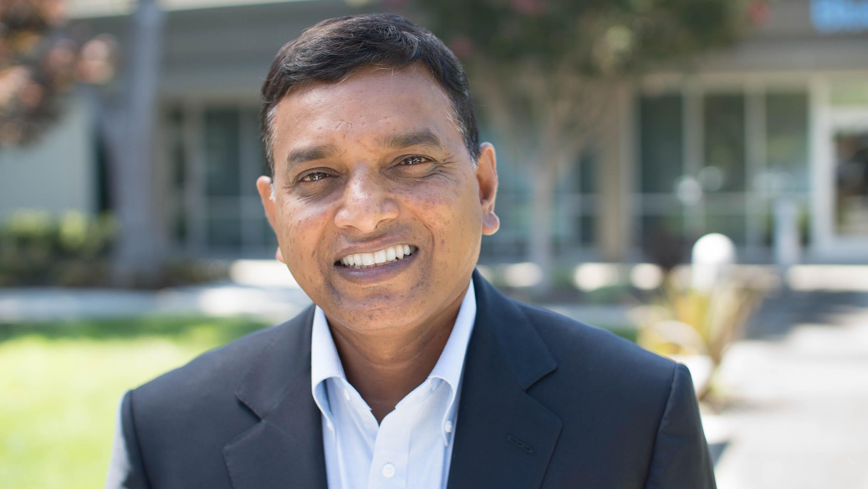 Krish Ramakrishnan, CEO of BlueJeans