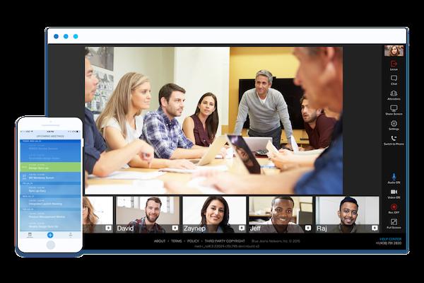 BlueJeans Video Meeting