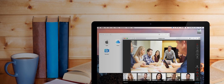 BlueJeans Beta for Safari on macOS High Sierra