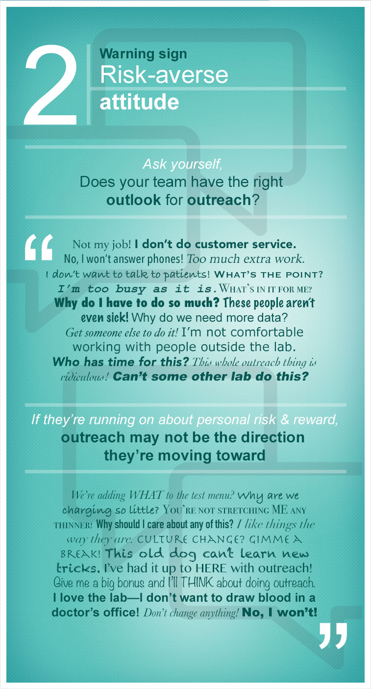 infographic - 2. Risk-averse attitude