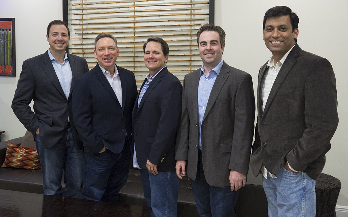 SproutLoud executive leadership team