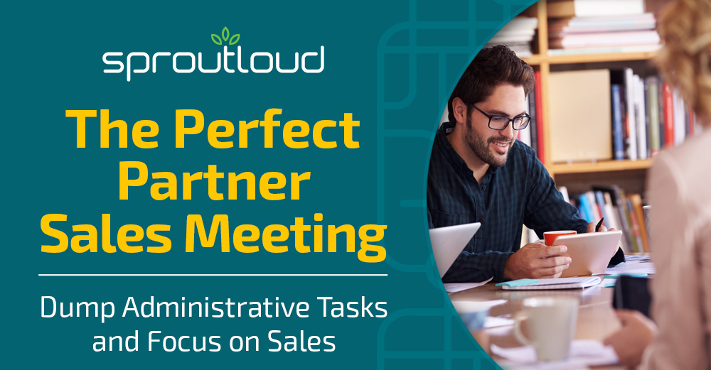 The Perfect Partner Sales Meeting