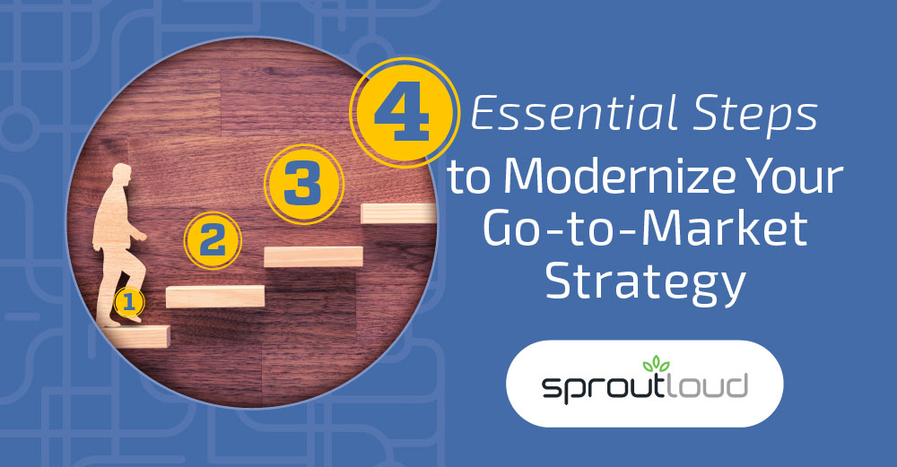 4 Essential Steps to Modernize Your Go-to-Market Strategy