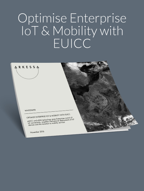 Optimize Enterprise IoT Deployments with eUICC