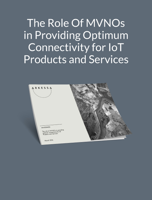 The role of MVNOs in providing optimum connectivity for IoT Products and Services