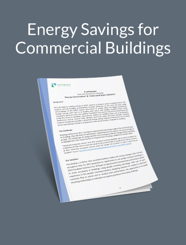 Energy Savings for Commercial Buildings