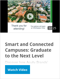 Smart and Connected Campuses: Graduate to the Next Level