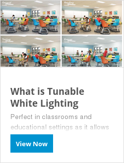 What is Tunable White Lighting