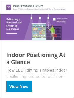 Indoor Positioning At a Glance