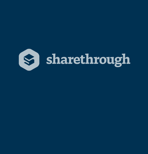 Sharethrough: Building Native Advertising Solutions that Scale