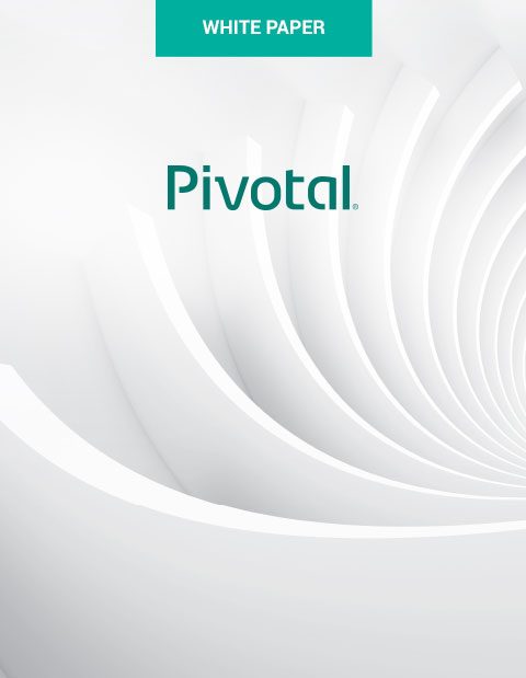 Containers and Pivotal Cloud Foundry