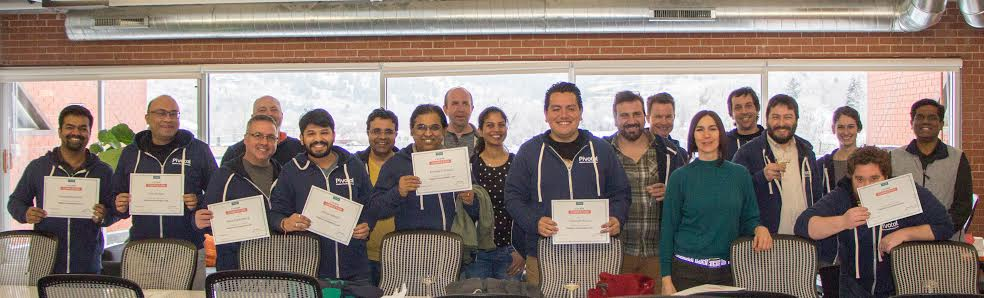 First Pivotal PAL Program graduates