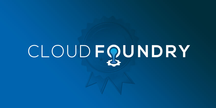Pivotal Cloud Foundry Certification