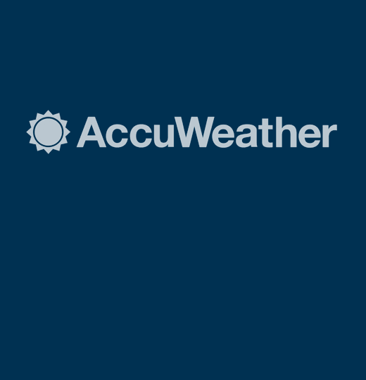 AccuWeather: A weather authority that provides local forecasts for over two million locations worldwide