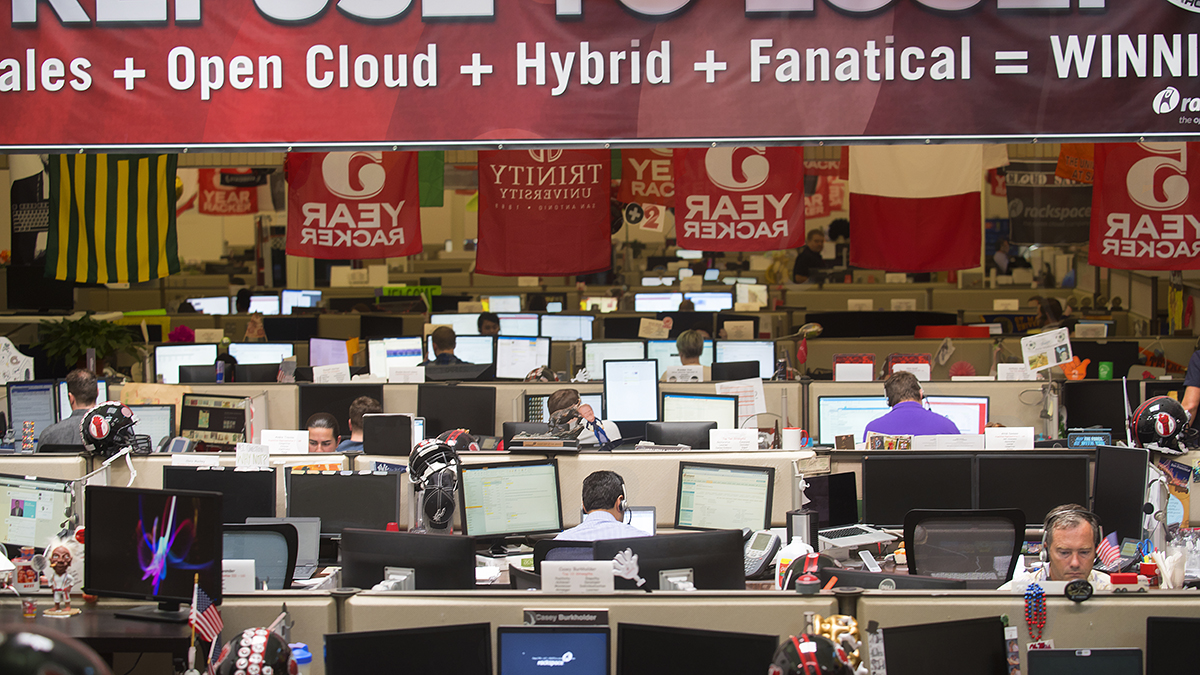 Forrester recently recognized Rackspace as a leader of hosted private cloud services in North America.