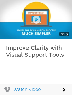 Improve Clarity with Visual Support Tools