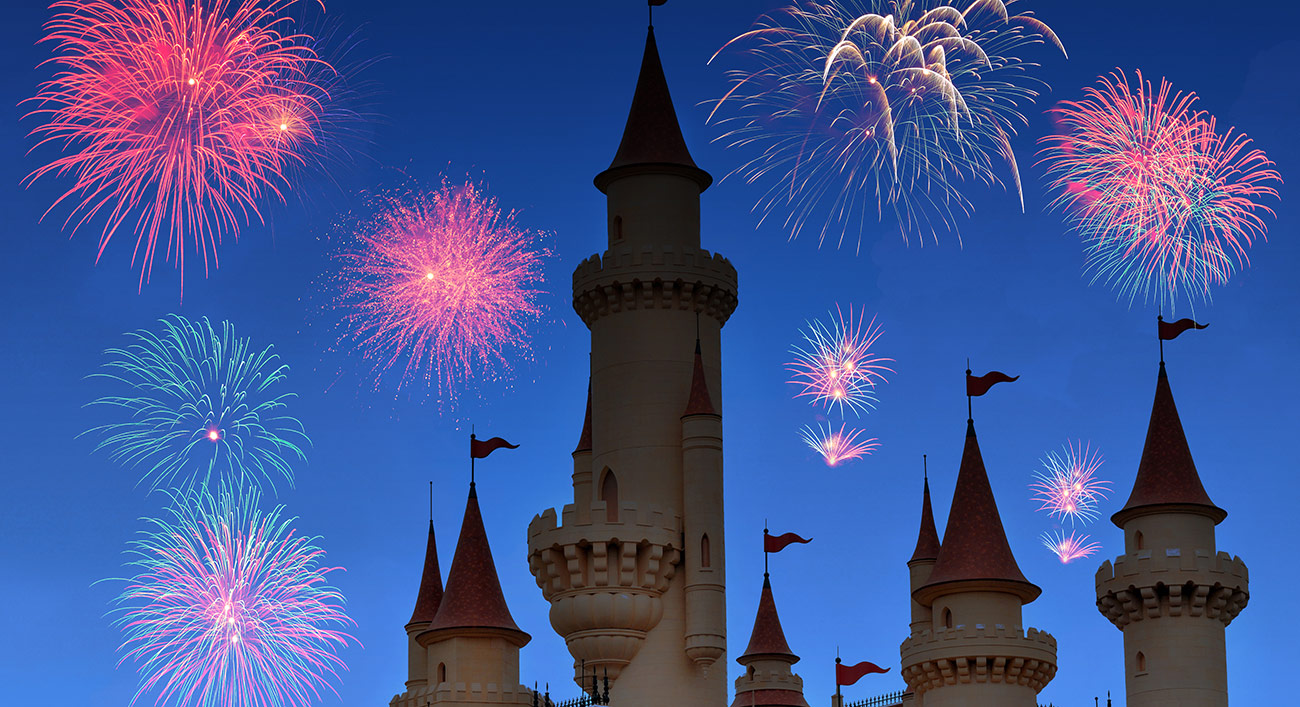 Disney uses BIM to create the infamous Enchanted Storybook Castle