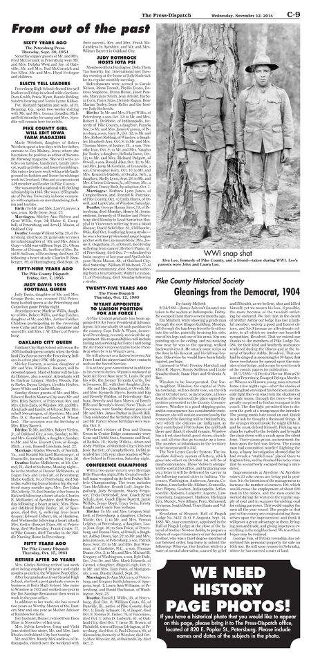 The Press-Dispatch - November 12, 2014