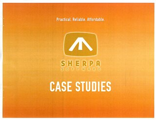 Sherpa Software - Case Studies compilation