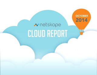 October 2014 Cloud Report