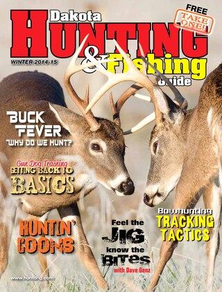 Dakota Hunting Guide Winter 2014-15